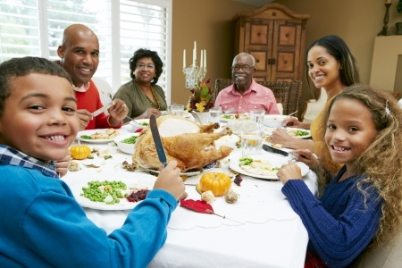 Image result for family holiday meal